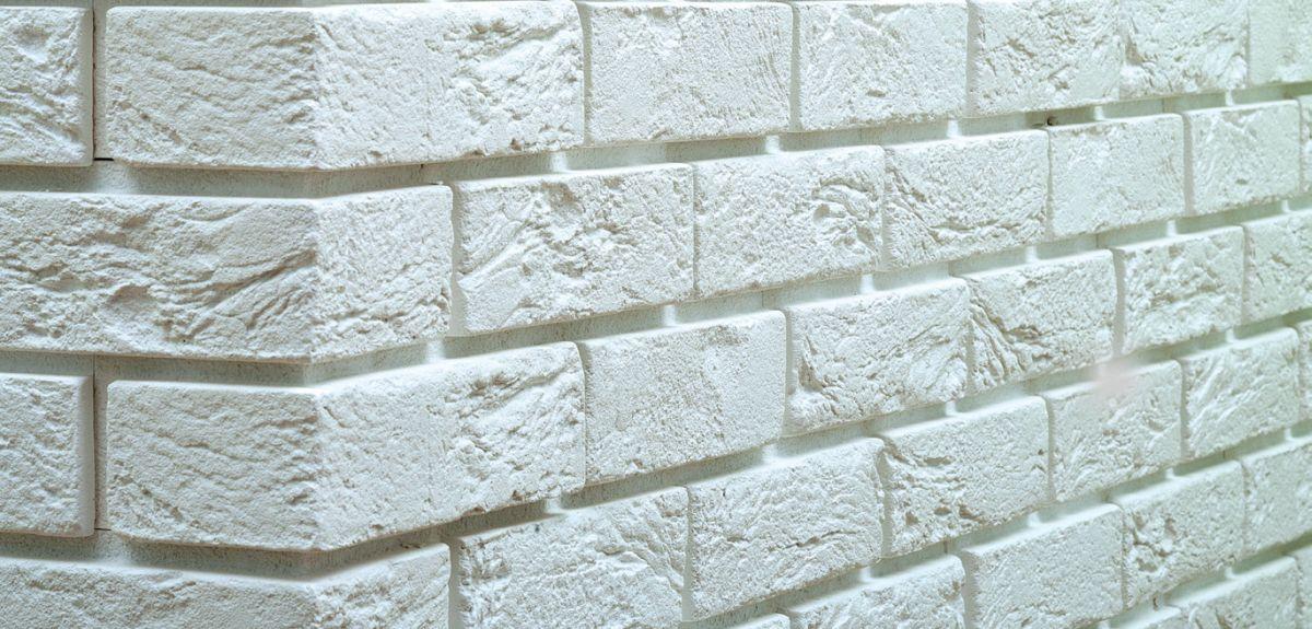 Biała Cegła Na ścianie Zdjęcie Zrobiszsampl